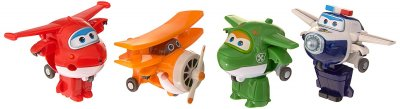 Super Wings 4-pack