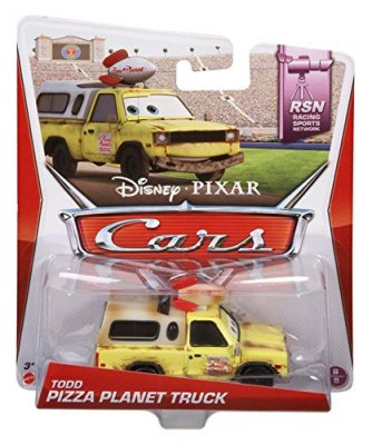 Todd Pizza Planet truck
