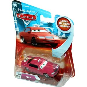 Vern Disney cars
