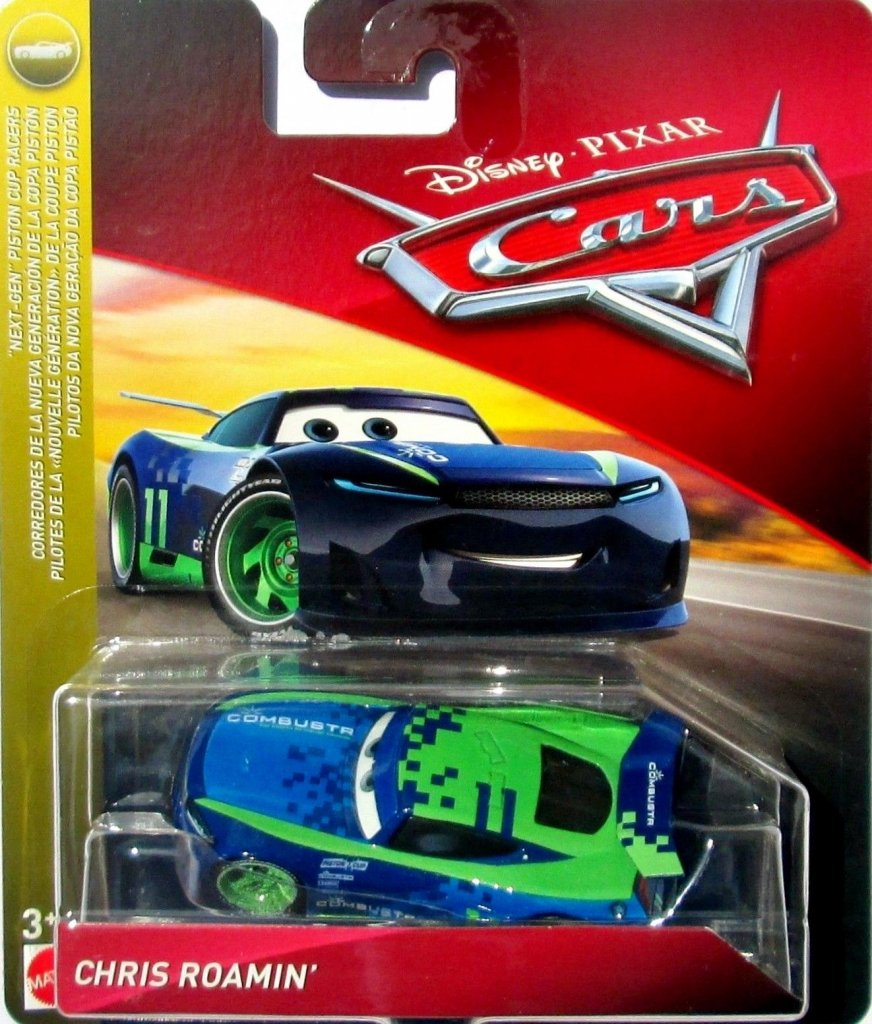 3 Wheel Car >> Combuster Ng Cars 3 Disneyn Autot Disney Cars