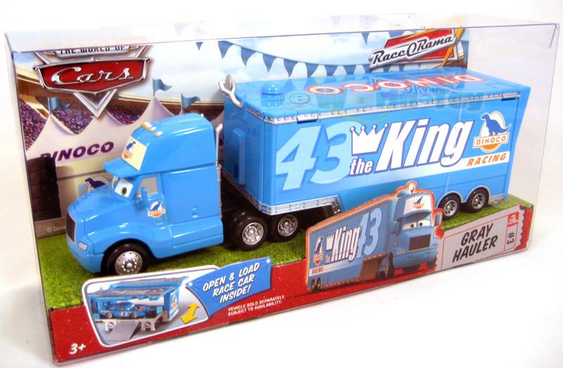 Sidste nye Kungen Lastbil / Gray Hauler - Lekset och lastbilar mm - Bilar 1 KX-25