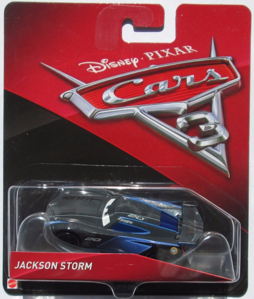 Jackson Storm No 20