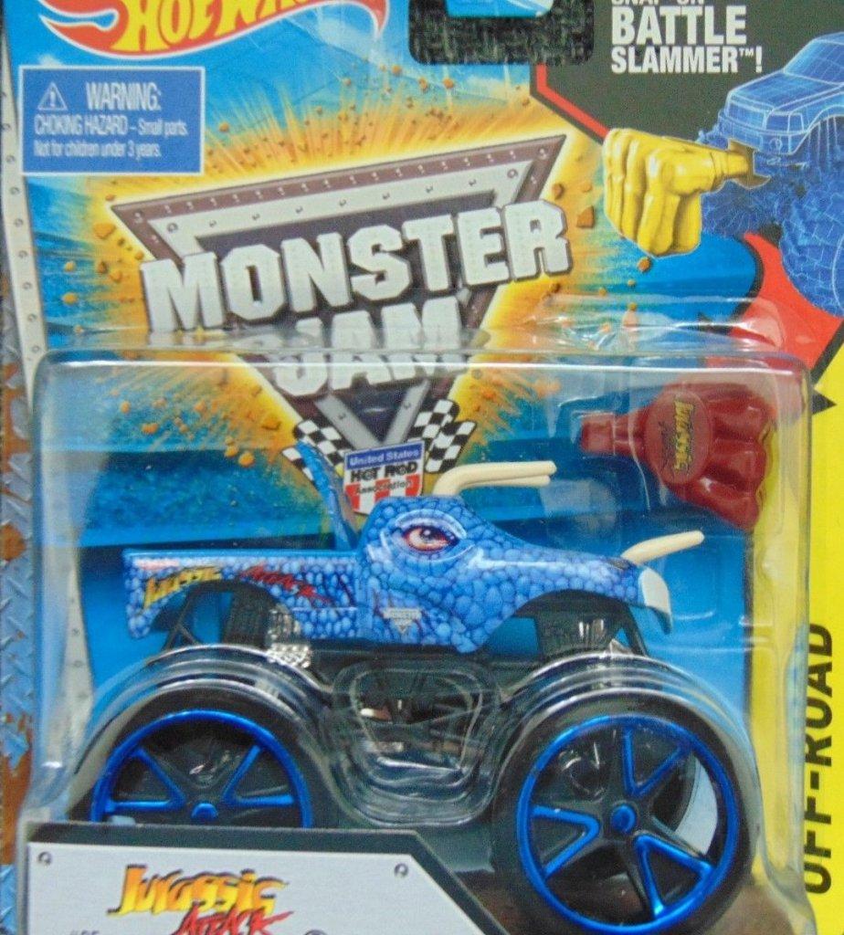 hot wheels monster jam jurassic monster trucks hot. Black Bedroom Furniture Sets. Home Design Ideas