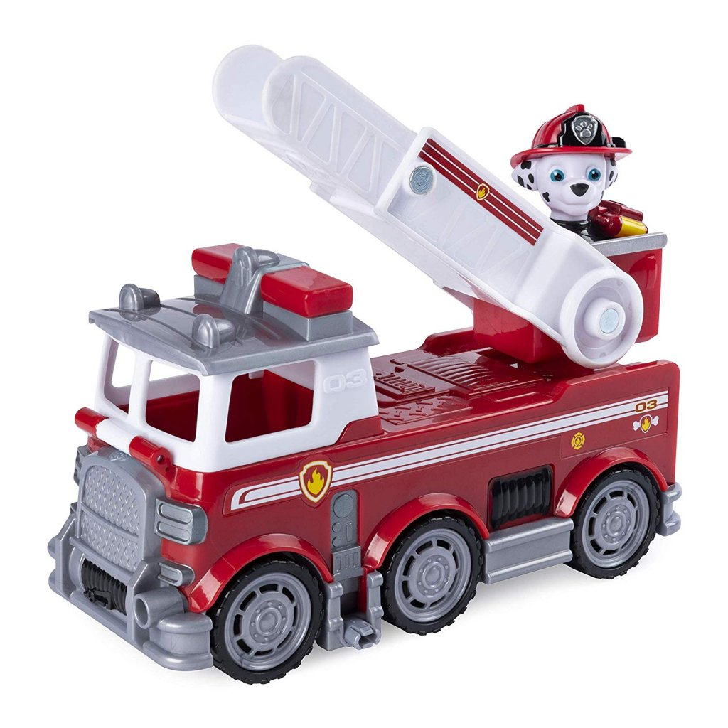 PAW Patrol Ultimate Rescue Marshall and Fire Truck